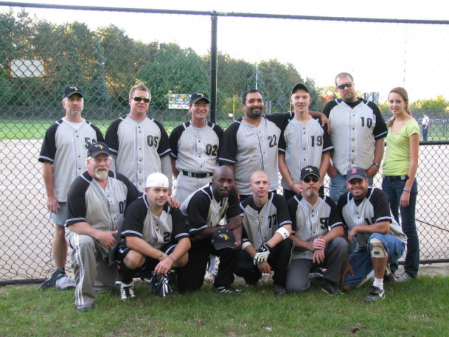 BMFL Ball Team 2010